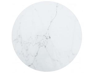 Blat masa, alb, Ø30x0,8 cm,...