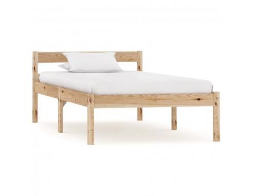 Cadru de pat, 100 x 200 cm, lemn...