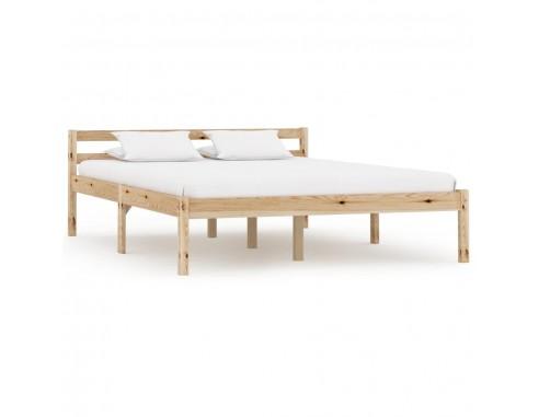 Cadru de pat, 140 x 200 cm, lemn...