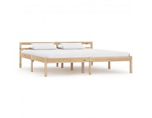 Cadru de pat, 160 x 200 cm, lemn...