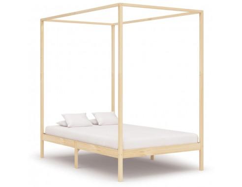 Cadru de pat cu baldachin, 120 x 200...