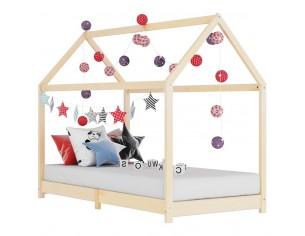 Cadru de pat de copii, 80 x...
