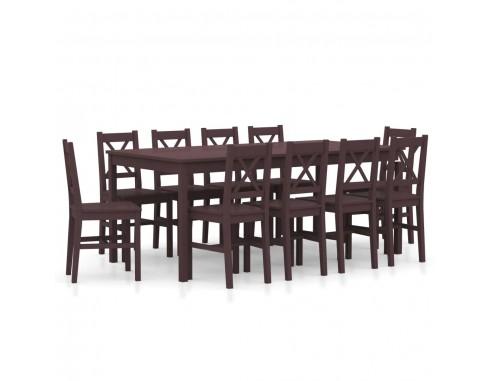 Set mobilier de bucatarie, 11 piese,...