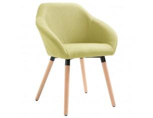 Scaun de sufragerie, verde,...