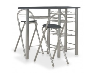 Set mobilier de bar, cu...