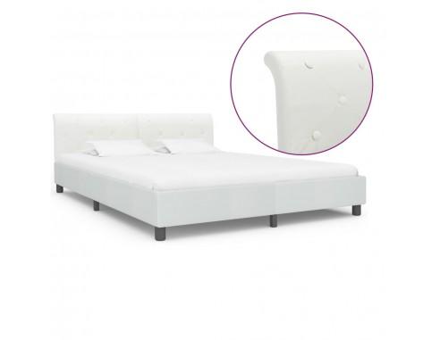 Cadru de pat, alb, 180 x 200 cm,...