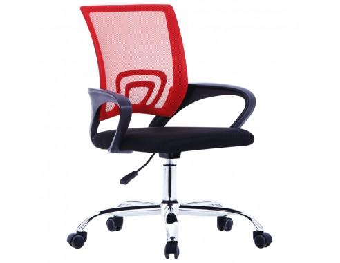 Scaun de birou cu spatar din plasa,...
