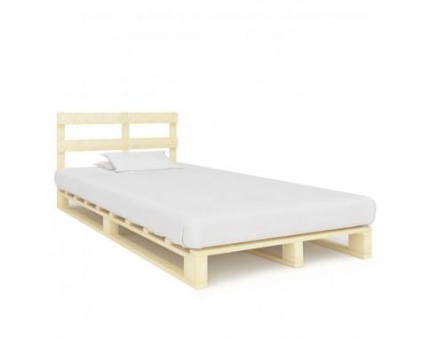 Cadru de pat din paleti, 120 x 200...