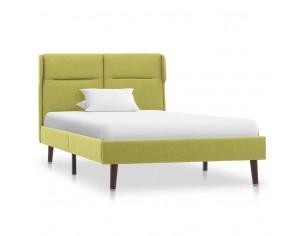 Cadru de pat, verde, 100 x...