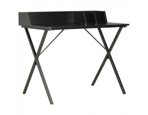 Birou, negru, 80x50x84 cm