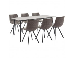 Set mobilier bucatarie, 7...