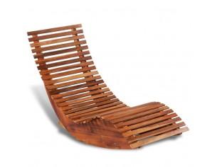 Balansoar sezlong din lemn...