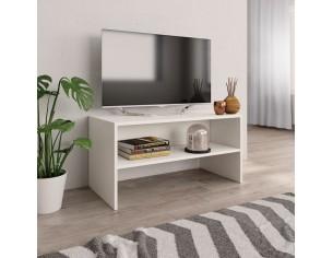 Comoda TV, alb, 80x40x40...