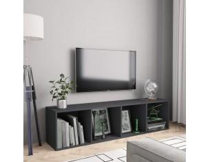 Biblioteca/Comoda TV, gri,...