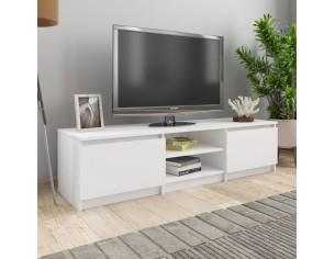 Comoda TV, alb, 140 x 40 x...