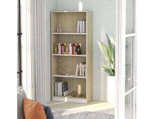 Biblioteca 4 rafturi,...