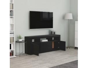 Comoda TV, negru, 120 x 30...