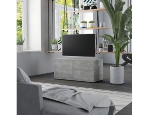 Comoda TV, gri beton, 80 x...