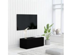 Comoda TV, negru, 80 x 34 x...