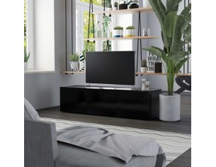 Comoda TV, negru, 120 x 34...