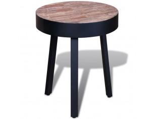 Masa de capat rotunda, lemn...