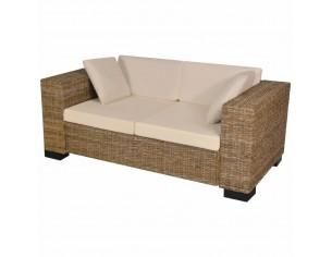 Set canapea de 2 locuri din...