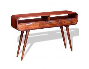 Masa consola din lemn masiv...