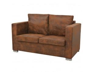 Canapea cu 2 locuri, 137 x...