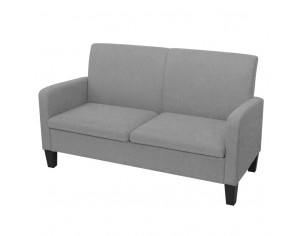Canapea cu 2 locuri, 135 x...