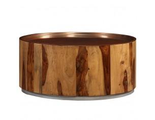 Masuta de cafea, lemn masiv...