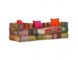Canapea modulara cu 3...