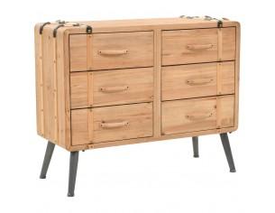 Dulap cu sertare, lemn...