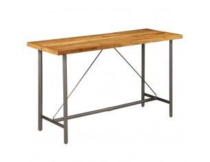 Masa de bar din lemn masiv...